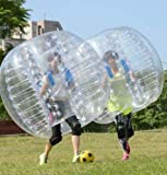 BubbleU24(TM) Bubble Ball 5' For Bubble Soccer Zorb Football Adult Size 1.5 Meter Bubble Suits
