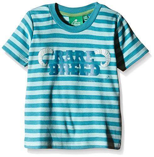 Little Green Radicals Rare Breed T-shirt-T-shirt  Bambino    Blu ( Blue) 4 anni