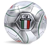 World Cup Soccer Mexico 2014 Ball, Size 5, Silver