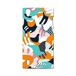 G-STAR Designer Printed Back case cover for VIVO Y15 / Y15S - G7999