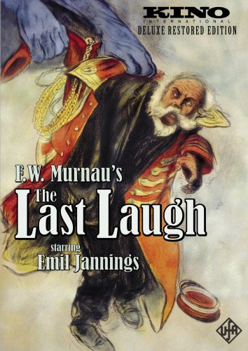 Last Laugh [DVD] [1924] [Region 1] [US Import] [NTSC]