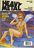 img - for Heavy Metal Magazine, January 1984, Vol. VII, No. 10 book / textbook / text book