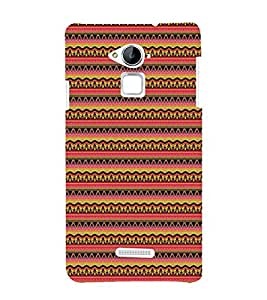 Ebby Premium Printed Back Case Cover With Full protection For Coolpad Note 3 Lite (Designer Case)