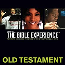 Inspired By...The Bible Experience: Old Testament Audiobook by  Inspired By Media Group Narrated by Angela Bassett, Cuba Gooding, Samuel L. Jackson, Blair Underwood
