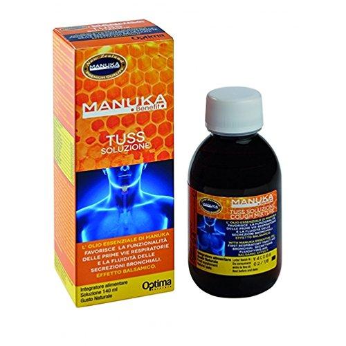Manuka Benefit Flu Tuss Soluzione 140 ml