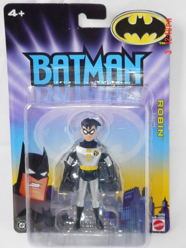 Batman - Batman & Robin - Robin Mattel DC 2005 Action Figure