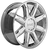 20&quot; inch chrome GMC yukon denali sierra chrome wheels rims