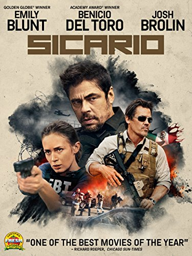Sicario (Action Movies On Amazon Prime compare prices)