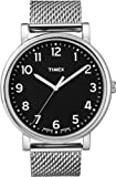Timex Originals Watch with Easy Reader Black Dial Mesh Bracelet - T2N602AU