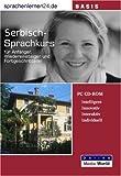 echange, troc Udo Gollub - Sprachenlernen24.de Serbisch-Basis-Sprachkurs CD-ROM für Windows/Linux/Mac OS X (Livre en allemand)