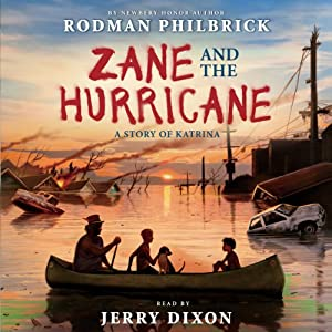 Zane and the Hurricane Audiobook