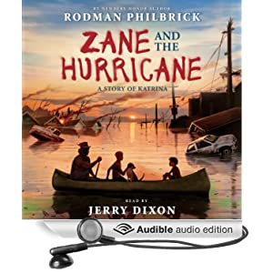 Zane and the Hurricane: A Story of Katrina [Unabridged] [Audible Audio