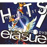 Hits The Very Best Of Erasure 2CD+DVDby Erasure