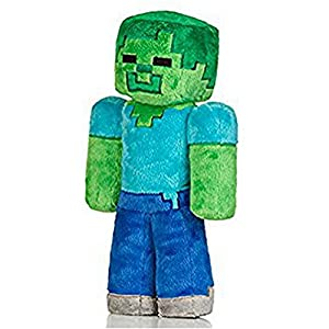 Minecraft Zombie Plush Minecraft Animal Plush Baby Stuffed Toys Gift for Kids