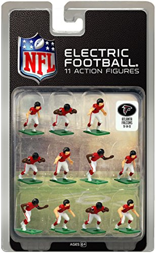 Atlanta FalconsDark Uniform NFL Action Figure Set