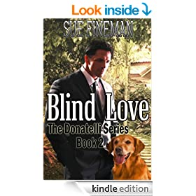 Blind Love (Donatelli Series)