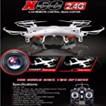 Syma X5C 2.4G 4 Channel Remote Contro...