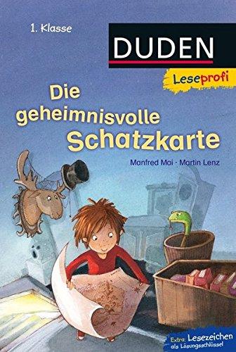 Leseprofi - Die geheimnisvolle Schatzkarte, 1. Klasse thumbnail