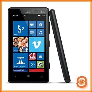 Nokia Lumia 920 32GB / 4G and EE Ready Sim Free UNLOCKED Windows Smartphone - Black