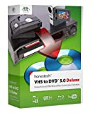 #1: Honestech VHS to DVD 5.0 Deluxe