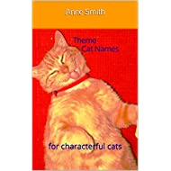Character Cat names book