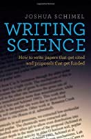 Writing Science Front Cover