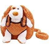 Jeep Playful Pal Backpack Harness with Removable Plush Dog (Discontinued by Manufacturer)
