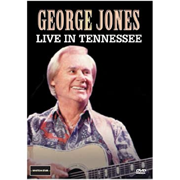 George Jones Live In TN DVD