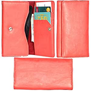 R&A Pu Leather High Quality Wallet Pouch Case Cover With Card Slot & Note Slots,Soft Inner Velvet For Nokia Lumia 920