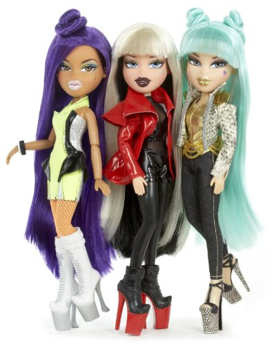 Bratz Style Starz Doll Yasmin Import It All