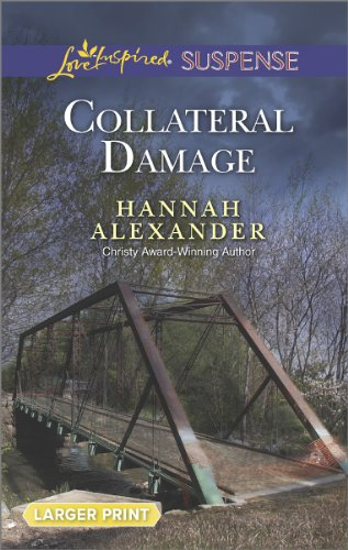 Image for Collateral Damage (Love Inspired Suspense)