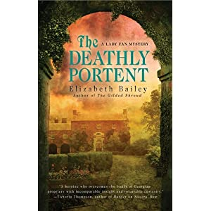 The Deathly Portent (A Lady Fan Mystery)