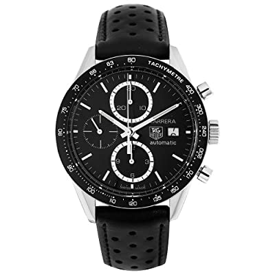 TAG Heuer Men's CV2010.FC6233 Carrera Automatic Chronograph Watch by TAG Heuer