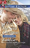 A Very Maverick Christmas (Montana Mavericks: 20 Years in the Saddle! Book 6)