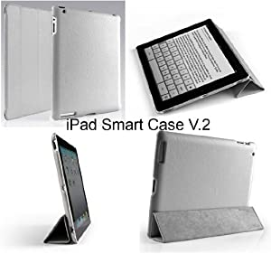 InVision Smart Case Cover - Funda para Apple iPad, gris  Informática revisión y más noticias