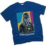 #RRRGGHGHGH! -- Chewbacca -- Star Wars -- Junk Food Mens T-Shirt