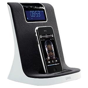 51y3Ul4 rTL. SL500 AA300  Gear4 AlarmDock Halo Radiowecker & Dock für iPod/iPhone nur 49,99€ statt 60€