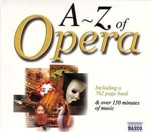 A-Z of Opera/English
