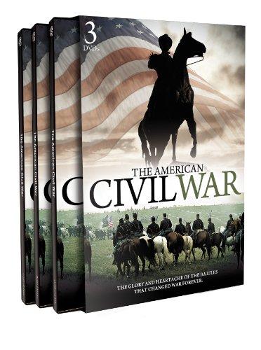 DVD : American Civil War (3 Discos)