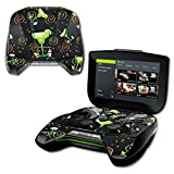 MightySkins Skin NVIDIA Shield Portable – Marg Party | Protective, Durable Unique Vinyl Decal wrap Cover | Easy to Apply, Remove Change Styles | Made in The USA (Color: Marg Party, Tamaño: NVIDIA Shield Portable)