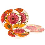 Gerber Daisy Drink Coasters - Set of 4