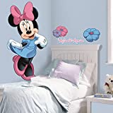 RoomMates Disney Mickeys Clubhouse Minnie Mouse Giant Wall Sticker