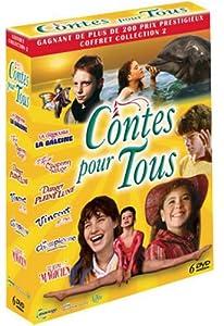 Contes pour tous Coffret 2 (6DVD) (Version française)