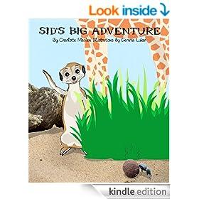 Sid's Big Adventure children's picture book