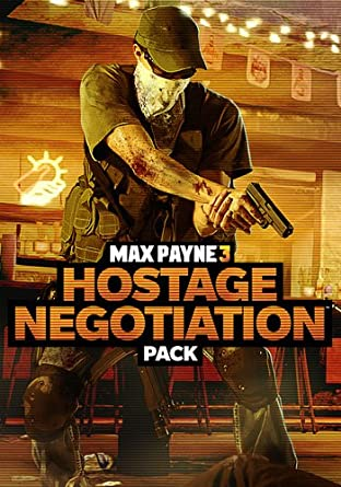 Max Payne 3: Hostage Negotiation Pack DLC [Download]