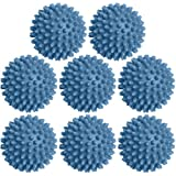 Dryer Balls 8 Pack - 3 Inch Non-Toxic Reusable Dryer Balls 6969