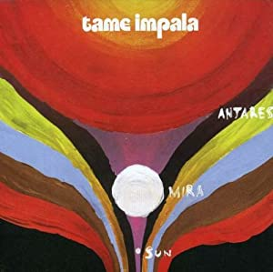 "Cover of ""Tame Impala"""