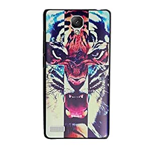 Owo Printed Back Cover Case For Mi Note Prime