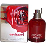 Amor Amor Eau De Toilette Spray 50ml