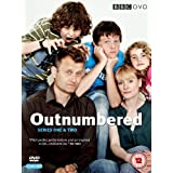 Outnumbered - Series 1 and 2 Box Set [DVD]by Hugh Dennis